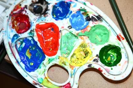 Что подарить художнику на день
