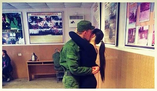 В армии подарок для девушке 258